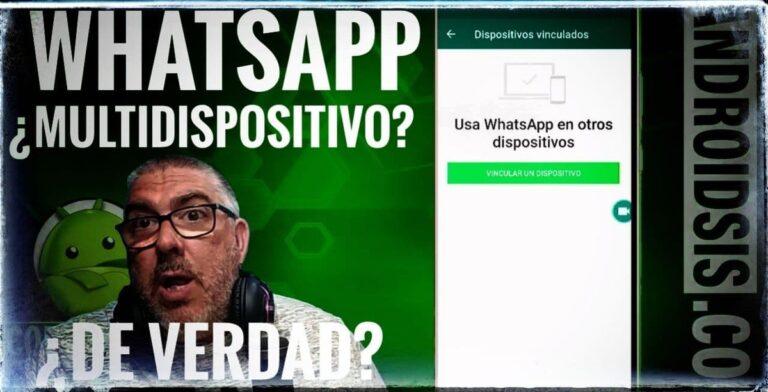 WhatsApp multi