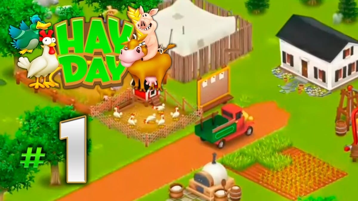 Hay Day One