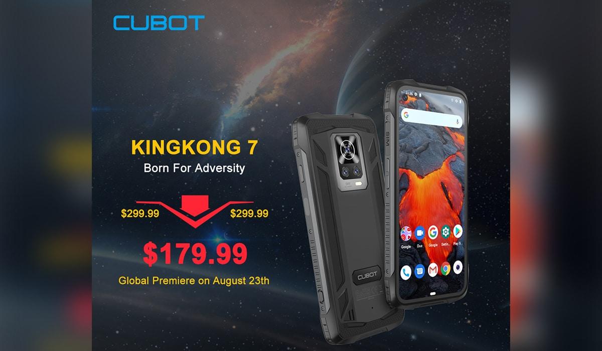 Cubot KingKong7