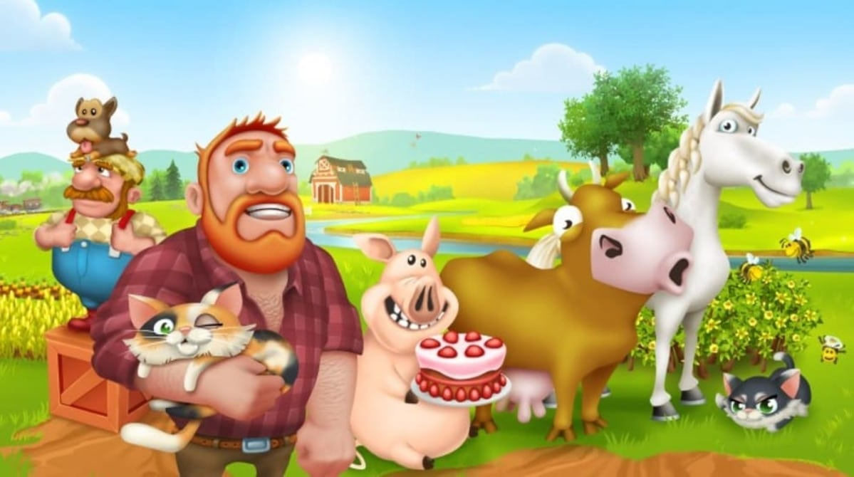 Logros Hay Day