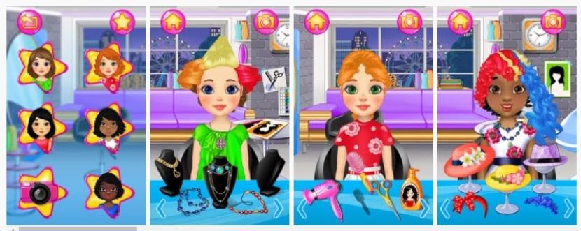 Peluquería - Salón de belleza