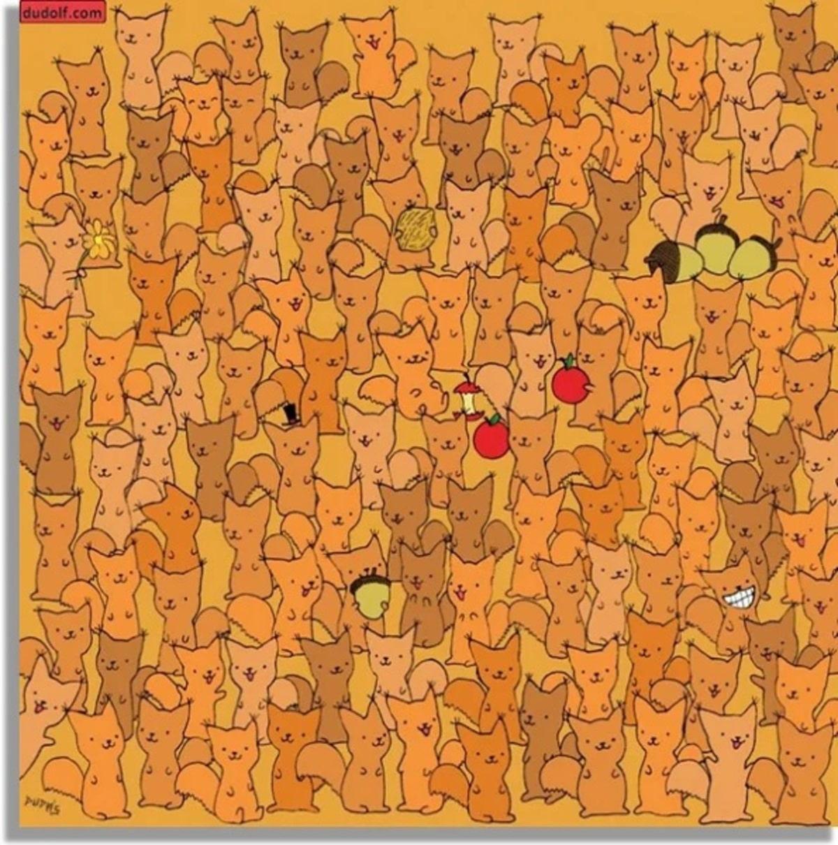 Encuentra el ratón