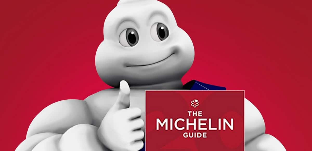 Guia Michelin Ruta Michelin
