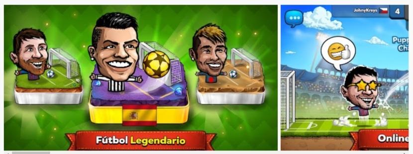 Campeones de fútbol de títeres