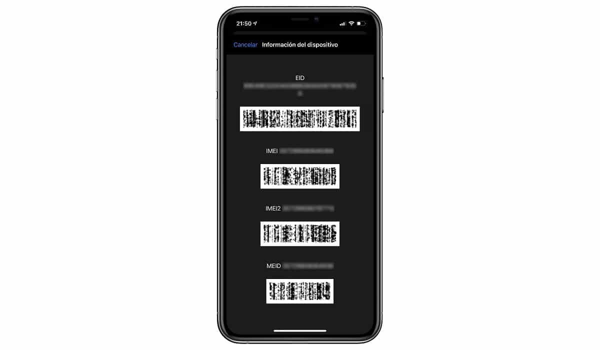 IMEI smarthpone doble SIM