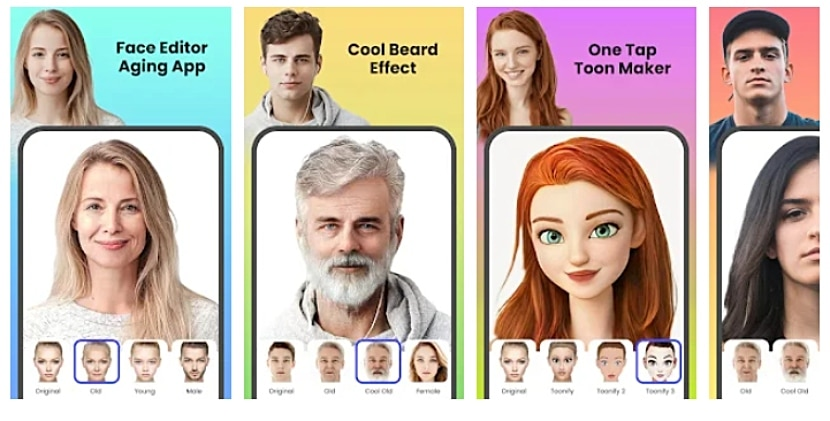 FaceLabs - Apps para verse más joven