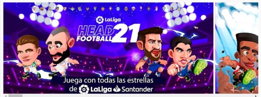 Head Football LaLiga