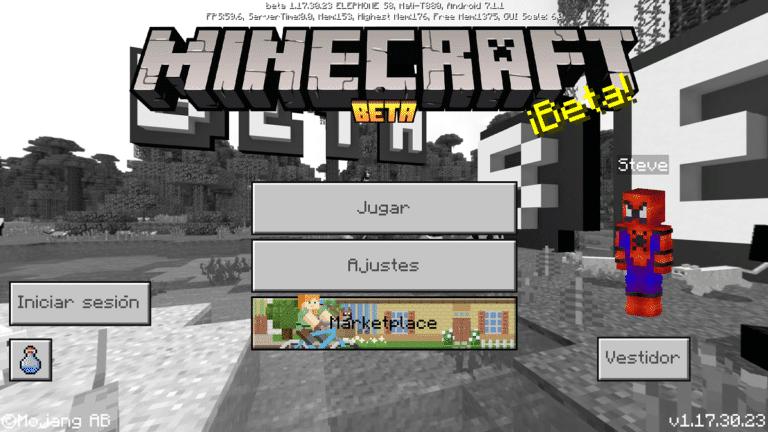Instalar skins Minecraft Android