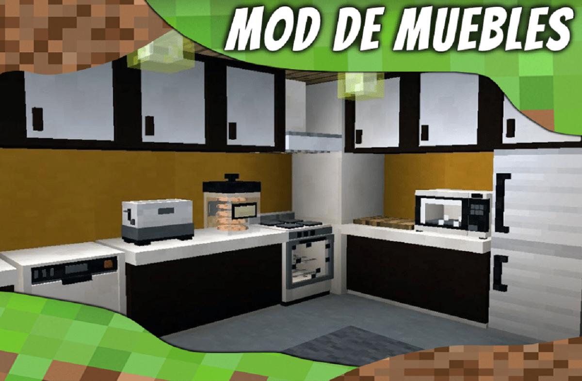 Minecraft mods muebles