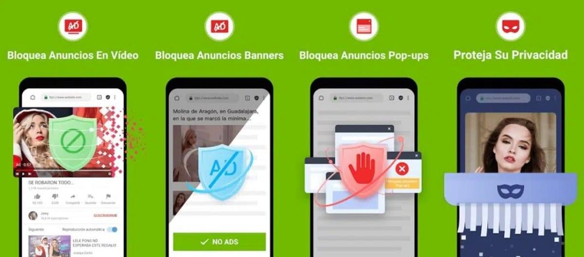 AdBlocker para Android