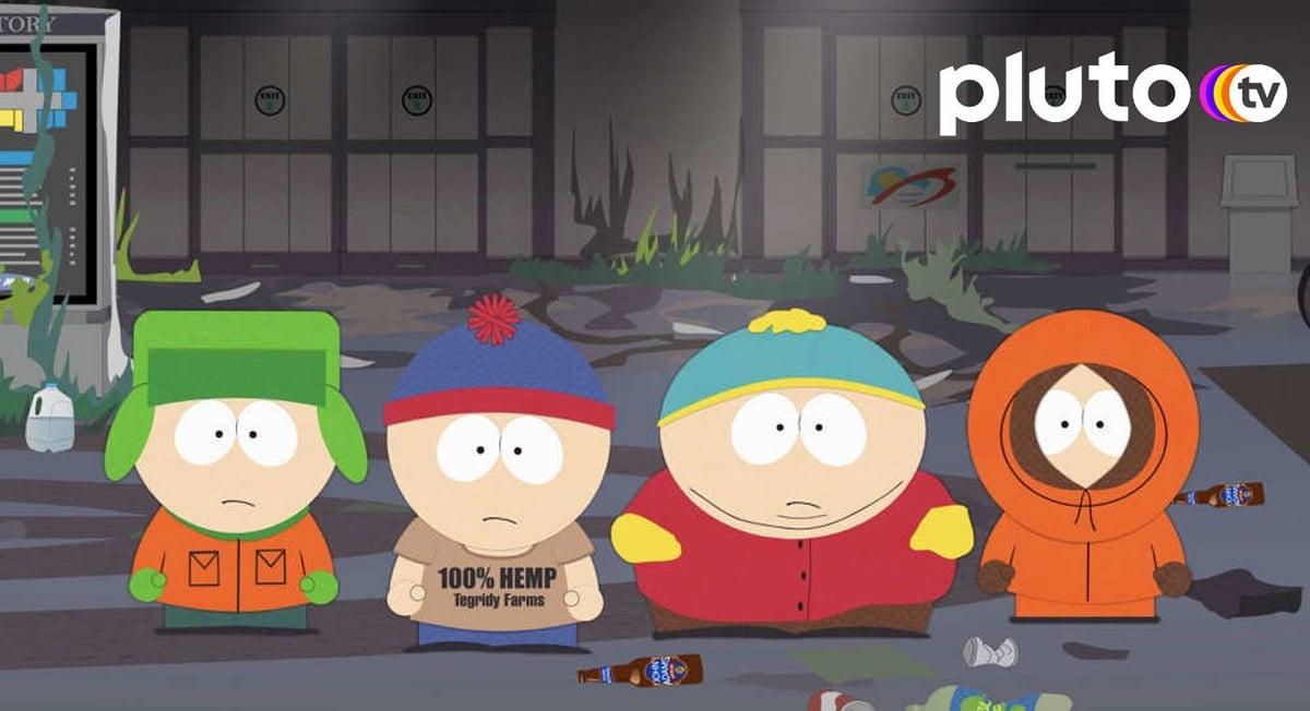 South Park - Pluto TV