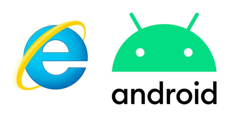 Internet Explorer en Android