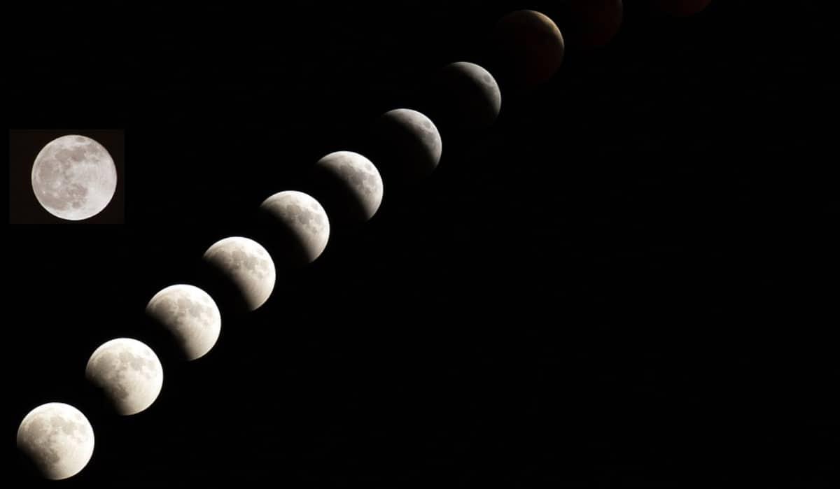 Las mejores aplicaciones de fases lunares para Android