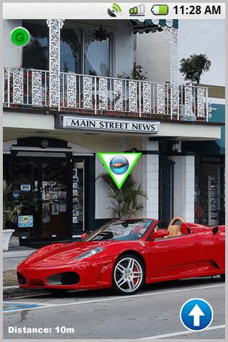 3D Coche, encuentra tu auto con realidad aumentada