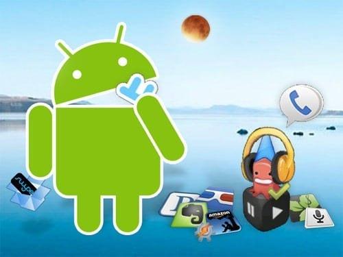 Las mejores aplicaciones Android del 2011