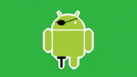 Logo Android Pirata