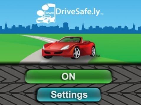 DriveSafe.ly 2.0 para android
