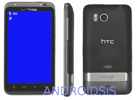 htc thunderbolt root