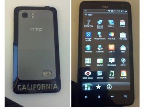 HTC Holiday: Se filtran sus primeras imágenes