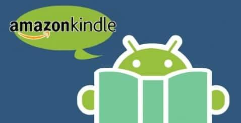 Amazon lanzará Kindle con Android