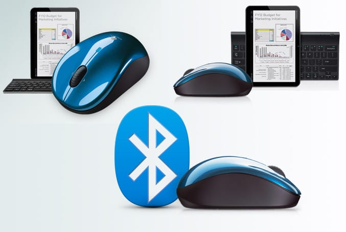 Logitech Tablet Mouse: un ratón Bluetooth para tablets con Android 3.1