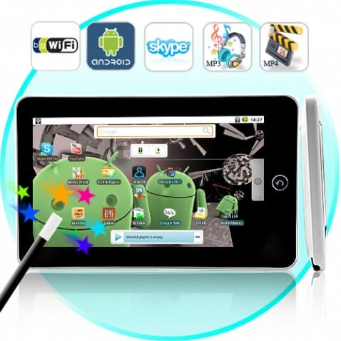 TechPad, otro tablet Android desde China