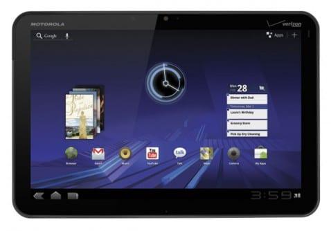 Motorola Xoom 2: Más rumores sobre sus características