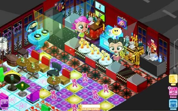 De la mano de TeamLAVA han sacado otro éxito de juegos, NightClub Story
