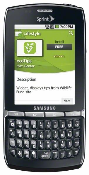 Samsung Replenish Negro