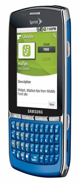Samsung Replenish Semi-Perfil