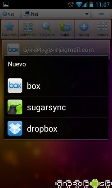 Box y ES Explorador la unión perfecta para subir archivos a la nube