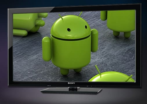 Google TV corerrá con Android 3.1 Honeycomb y tendrá acceso al Android Market