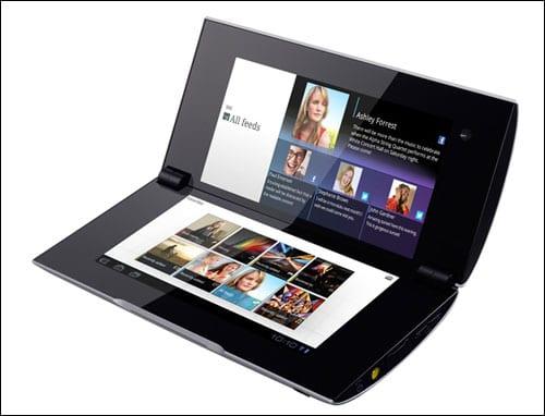 Sony Tablet P, la segunda tablet de la marca japonesa