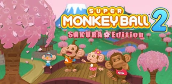 Super Monkey Ball 2: Edition Sakura disponible a 0,90 centimos por tiempo limitado