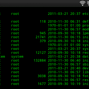 Dentro de tu Android hay un Linux  Sácalo con la Consola de Comandos