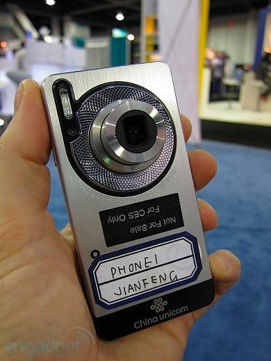 Aigo A8, cámara-teléfono Android de 14 megapíxeles