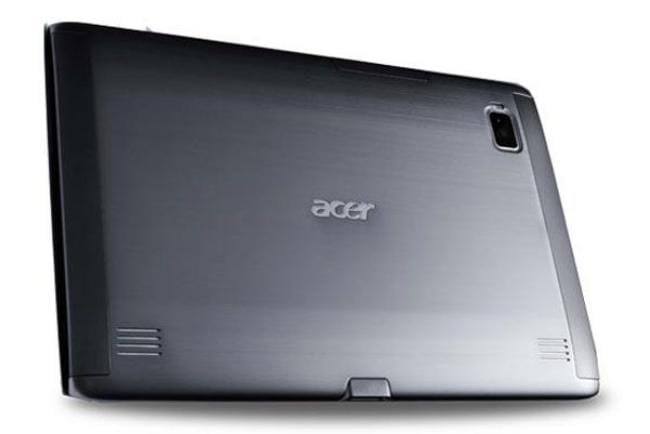 Acer Iconia A500 Tablet trasera