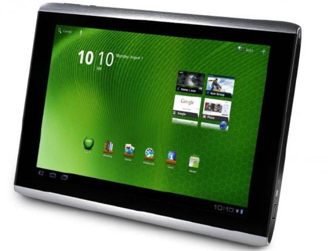 Acer Iconia A500 Tablet (verde)