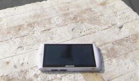 Archos Tablet, más información