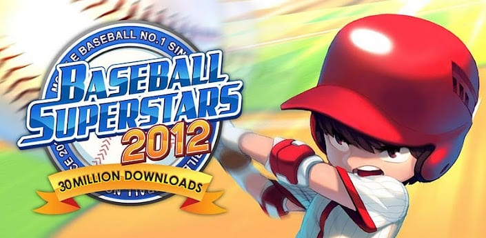 Baseball Superstars 2012 llega a Android gratis