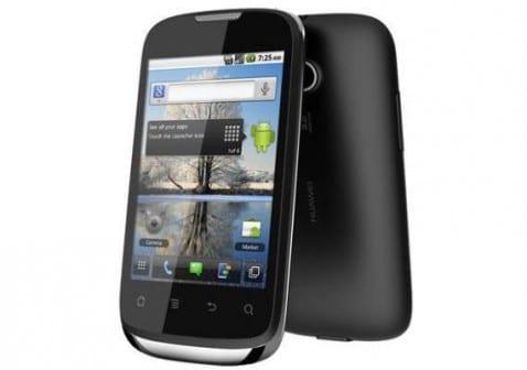Huawei u8650 negro
