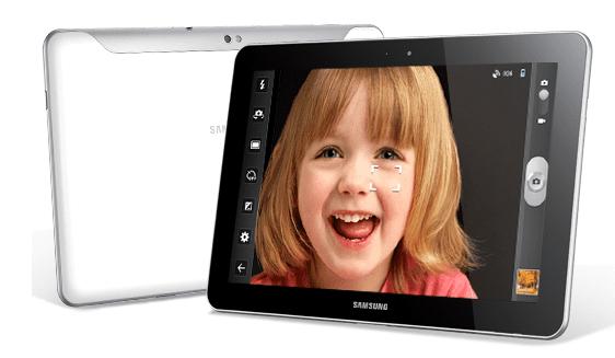 Foto Galaxy Tab 10.1
