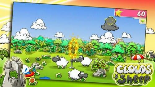 Cuida tu propio rebaño con Clouds & Sheeps