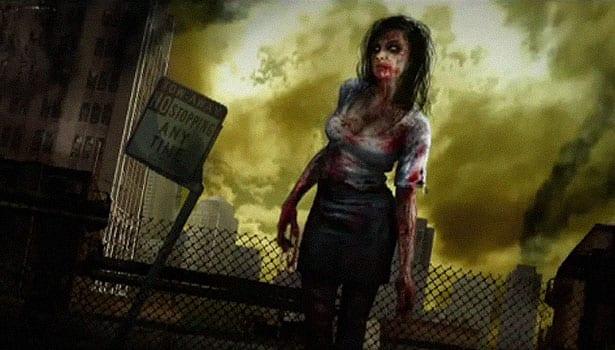 Contract Killer Zombies Juego Analisis