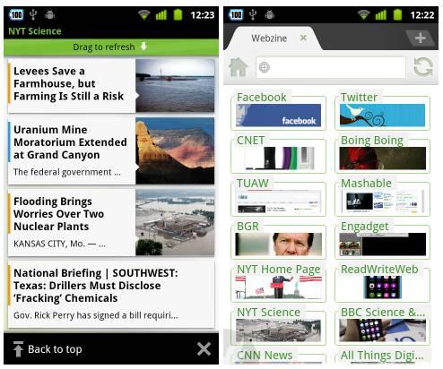 Dolphin 6, nueva versión del navegador web para Android