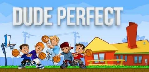 Dude Perfect un divertido y adictivo juego para crear imposibles carambolas