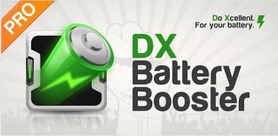 DX Battery Boster pro en el Market