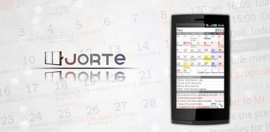 Jorte, tu próxima aplicación de calendario
