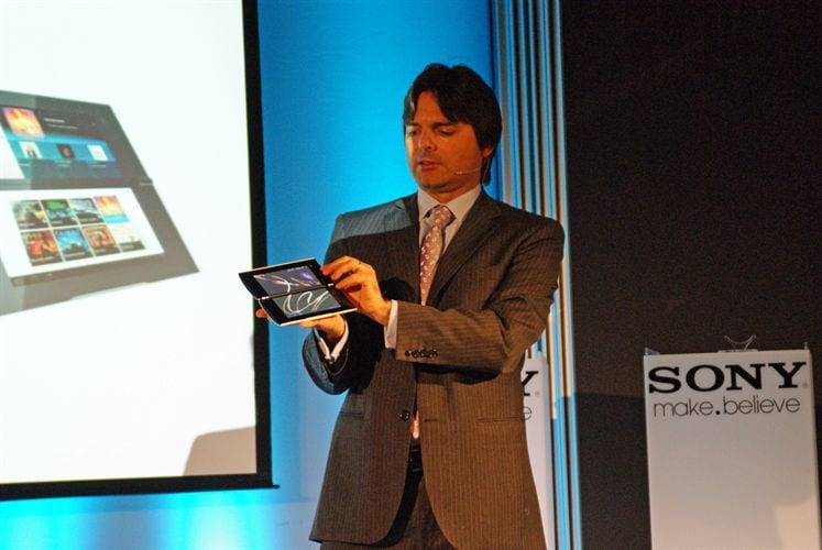 Los tables Android de Sony ya están a la venta en España
