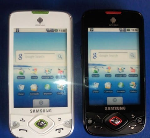 Samsung Galaxy Lite, más imágenes